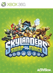 Skylanders SWAP Force (Xbox 360)