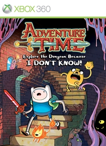 Adventure Time: Explore the Dungeon Because IDK