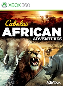 Cabela's African Adventures (Xbox 360)