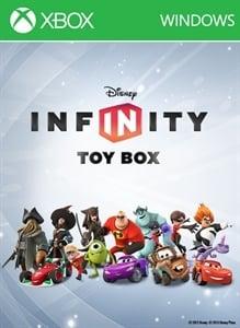 Disney Infinity: Toy Box (Win 8)