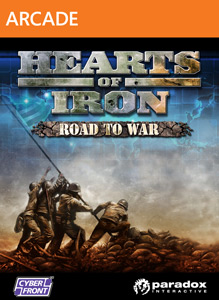 Hearts of Iron: Road to War [Cancelled]