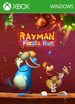Rayman Fiesta Run (Win 8)