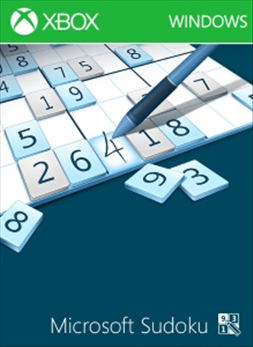 Microsoft Sudoku (Win 8)