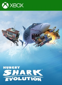 Hungry Shark Evolution (Win 8)