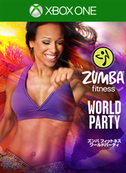 Zumba Fitness World Party (JP)