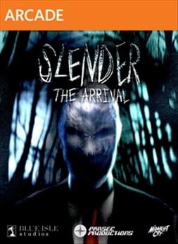 Slender: The Arrival (Xbox 360)