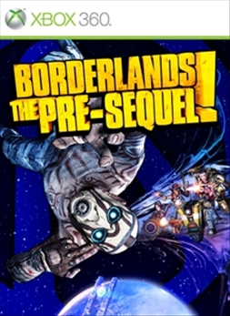 Borderlands: The Pre-Sequel (Xbox 360)