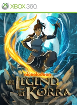 The Legend of Korra (Xbox 360)
