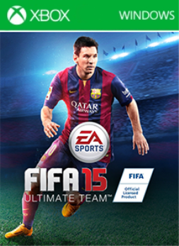 FIFA 15 Ultimate Team (Win 8)