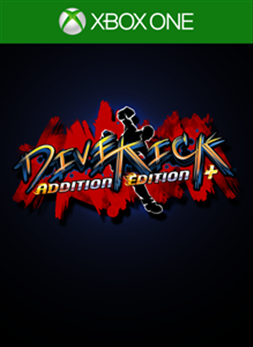 Divekick Addition Edition +