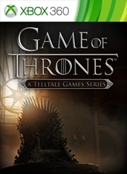 Game of Thrones: A Telltale Games Series (Xbox 360)