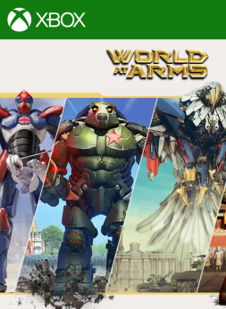 World At Arms (Win 8)