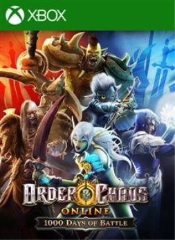 Order & Chaos Online (Win 8)