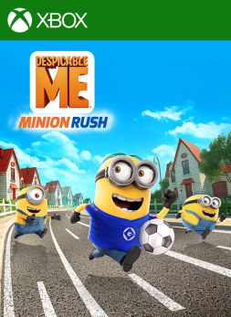Despicable Me: Minion Rush (Win 8)