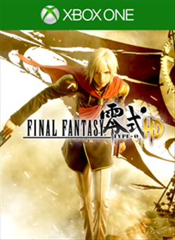 Final Fantasy Type-0 HD (AU/EU)