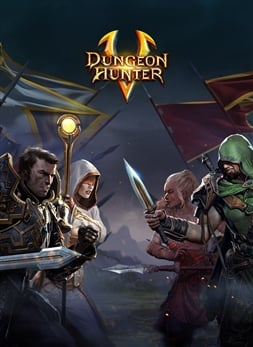 Dungeon Hunter 5 (Win 8)
