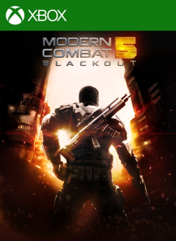 Modern Combat 5: Blackout (Win 8)