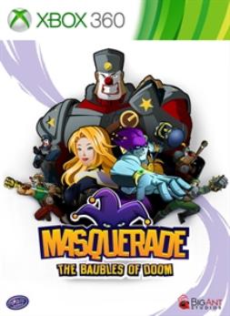 Masquerade: The Baubles of Doom (Xbox 360)