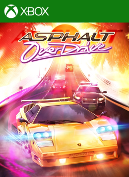 Asphalt Overdrive (Win 8) [Unreleased]