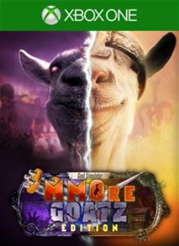 Goat Simulator: Mmore Goatz Edition