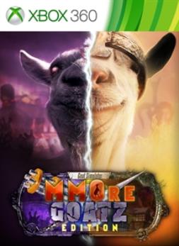 Goat Simulator: Mmore Goatz Edition (Xbox 360)