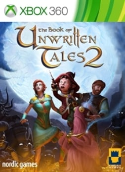 The Book of Unwritten Tales 2 (Xbox 360)