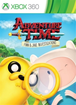 Adventure Time: Finn and Jake Investigations (Xbox 360)