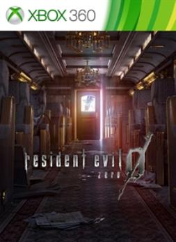 Resident Evil 0 (Xbox 360)