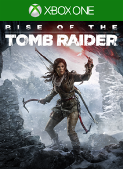 Baba Yaga in Rise of the Tomb Raider
