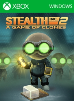Stealth Inc 2: A Game of Clones (Windows)