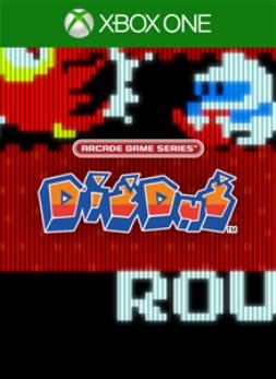 ARCADE GAME SERIES: DIG DUG
