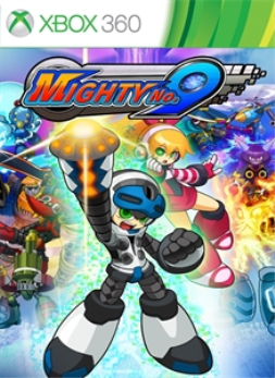 Mighty No. 9 (Xbox 360)