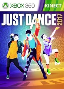 Just Dance 2017 (Xbox 360)
