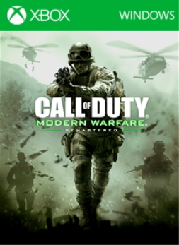 Call of Duty: Modern Warfare Remastered (Win 10)