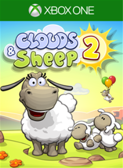 Clouds & Sheep 2