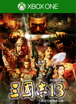 Romance of the Three Kingdoms 13 (CN)
