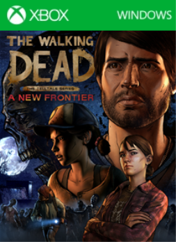 The Walking Dead - A New Frontier (Win 10)