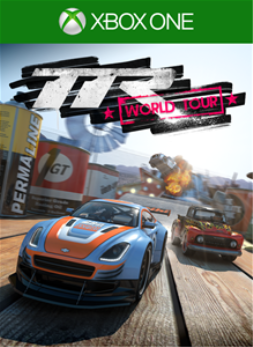 Table Top Racing: World Tour
