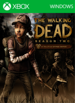 The Walking Dead: Season Two (Win 10)