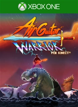 Air Guitar Warrior for Kinect