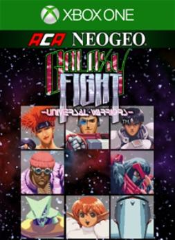 ACA NEOGEO GALAXY FIGHT: UNIVERSAL WARRIORS