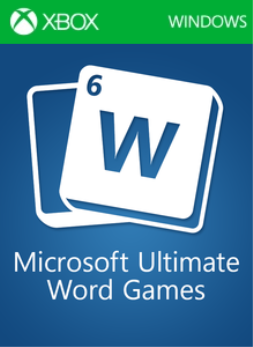 Microsoft Ultimate Word Games (Win 10)
