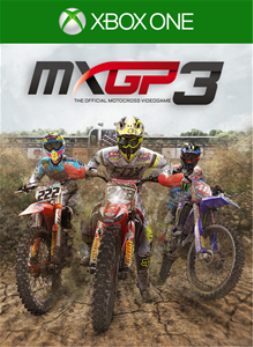 MXGP3 â?? The Official Motocross Videogame