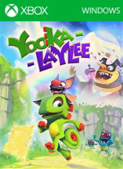 Yooka-Laylee (Win 10)