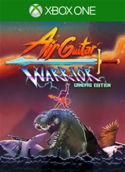 Air Guitar Warrior Gamepad Edition