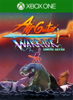 Air Guitar Warrior Gamepad Edition