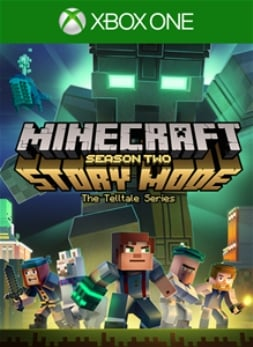 Episode 3: Jailhouse Block in Minecraft: Story Mode - Season Two