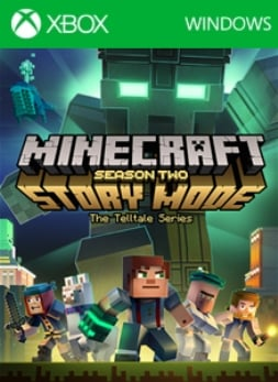 Minecraft: Story Mode - Season Two (Win 10)