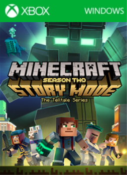 Minecraft: Story Mode - Season Two (Win 10)