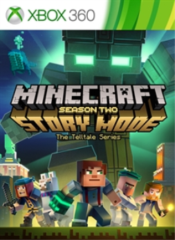 Minecraft: Story Mode - Season Two (Xbox 360)